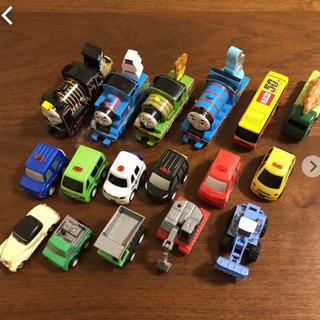 トーマス トミカ 車のおもちゃ