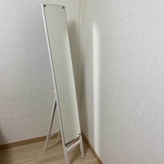 全身鏡 白