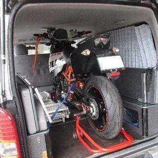 バイクの輸送もできる引越し屋です。引越しとバイク輸送を一日で!ナンバー変更と名義変更も当社で行います。引越し輸送だけの格安プランもございます。 - 名古屋市
