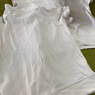 子ども用体操服(上)半袖2枚 120 - 子供用品