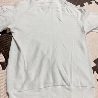 子ども用体操服(上)半袖2枚 120 - 売ります・あげます