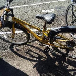 子供の自転車(ブリジストン)20インチ?