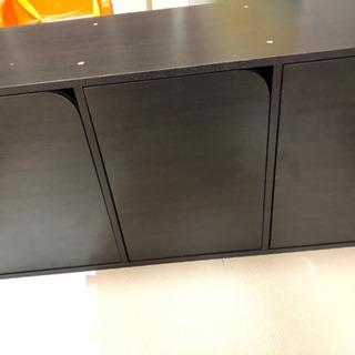 【ネット決済】ニトリドア付きカラーボックス
