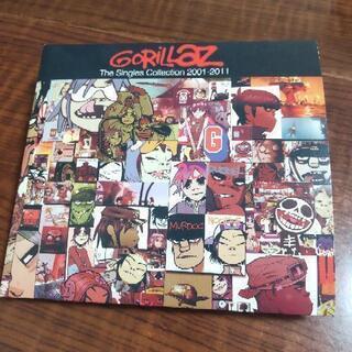 GoRiLLaZ :The  Singles Collectio...