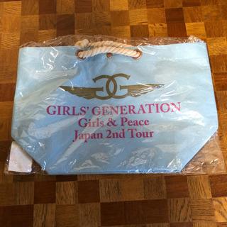 【値下げ】新品 少女時代 フェルトテイクアウトバッグ
