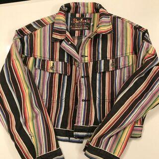 デザインカラー ジャケットMサイズ