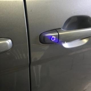 Toyotaアイシス スライドドアスイッチ制作加工取付 沖…