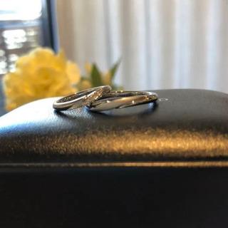 【新品】結婚指輪 エクセルコダイヤモンド サイズ変更無償可能