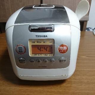 東芝 炊飯器 5合