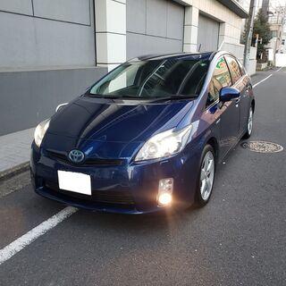 プリウスGツーリング レザーPKG H21 車検4/6 走行93...