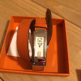 【ネット決済】エルメス正規品二重巻時計