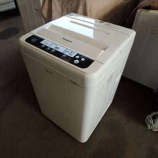 ★ガッツリ清掃済み☆2014年製☆5kg 洗濯機 Panason...