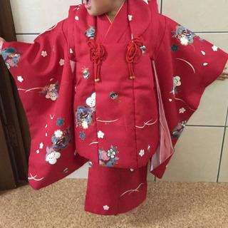 七五三 着物セット 3歳 女の子