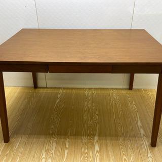 stp-0847 食卓テーブル ダイニングテーブル 引出し…