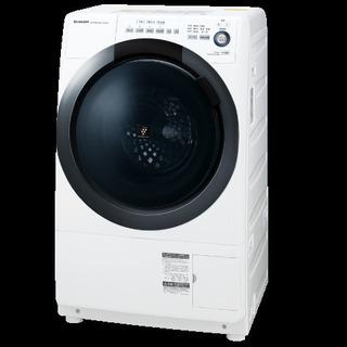 【モノマニア四日市】【引き取り限定】2019年製 ドラム式洗濯乾...
