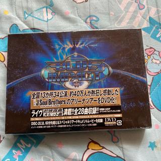 三代目 J Soul BrothersライブDVD写真集付