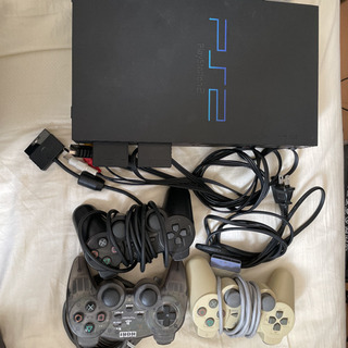 PS2 本体 人生ゲーム ソフト付き - 家電