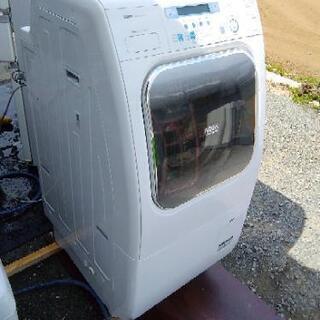 SANYO AQUA ドラム式洗濯機