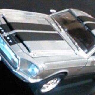 【ヤトミン】シェルビー GT-500KR 1968 1:18