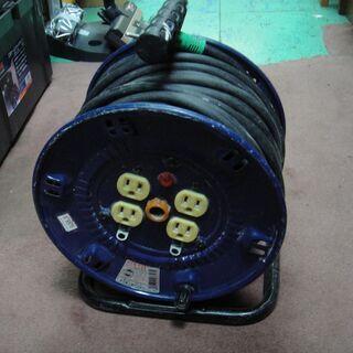 日動工業 電工ドラム N-E34 屋内用 30m 延長コード 電源