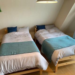 シングルベッド 中古 の画像