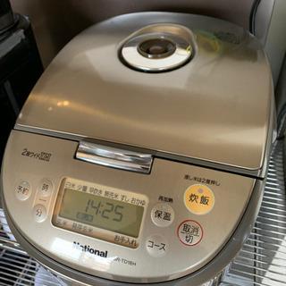 炊飯器 1升炊き 中古の画像