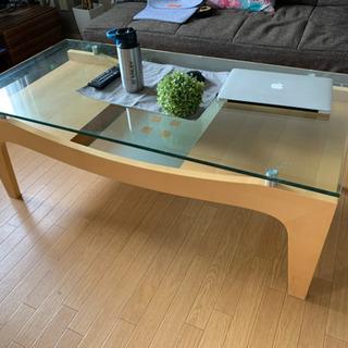 テーブル 中古 ガラステーブル