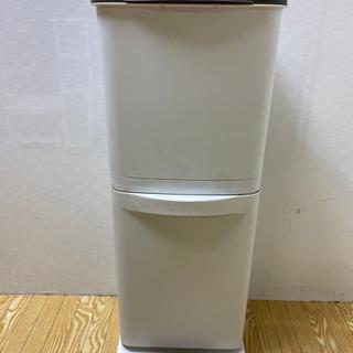 【ネット決済・配送可】stp-0855 ペダル式ダストボックス ...