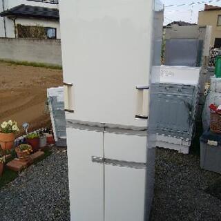 SHARP 冷蔵庫 401リッター