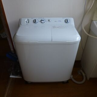 値下げしました ハイアール製 2016年製 2層式電気洗濯機 J...