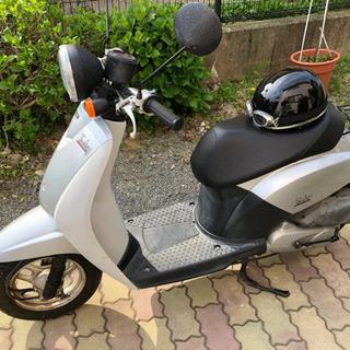【ネット決済】ホンダ 50ccスクーター Today  中古
