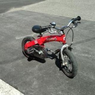へんしんバイク ストライダー Henshin bike 赤 レッド