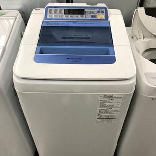 🐻洗浄済み。Panasonic NA-FA70H2 7キロ…
