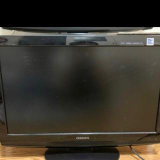 2010年 ORION 22型液晶テレビ