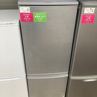 安心の6ヵ月保証付き!!2015年製SHARP(シャープ)の冷蔵庫!!