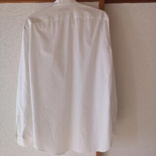 ユニクロホワイトシャツ(SLIM FIT)