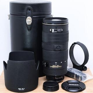 Nikon AI AF-S Zoom Nikkor ED 80-...