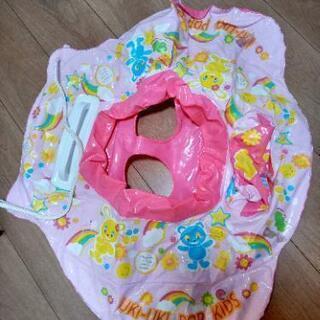 子供用 浮き輪