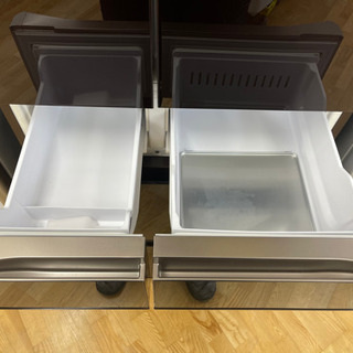 値下げしました!!!HITACHI製★2014年製大型冷蔵庫★6ヵ月間保証★近隣配送可能 - 家電