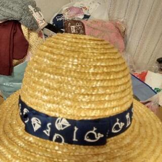 幼児向け 麦わら帽子