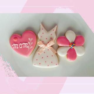 😍母の日アイシングクッキーレッスン