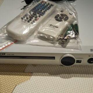 只今商談中‼️新品未使用‼️   DVDプレーヤー