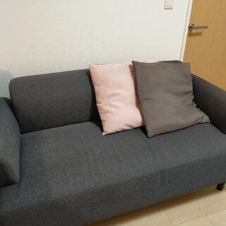 IKEAの2人掛けソファー - 中央区