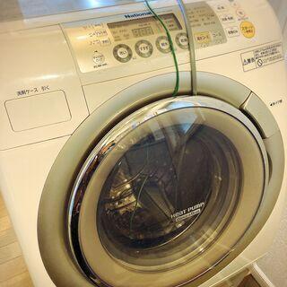 ドラム式洗濯乾燥機  National NA-VR1200L 美品