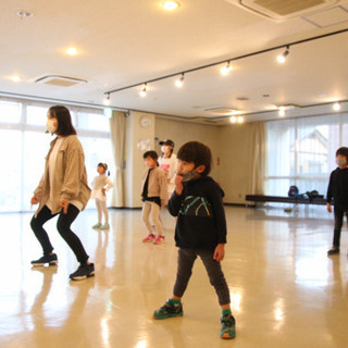 鴻巣北本でヒップホップダンス