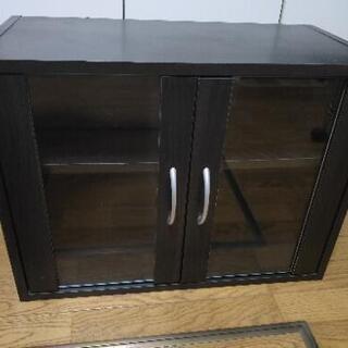 食器棚(小) 扉付