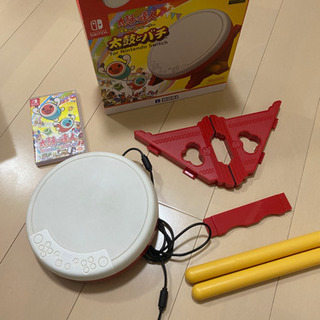 Switch 太鼓の達人専用コントローラーとソフトセット