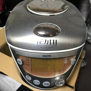 SANYO 圧力IH炊飯器 ECJ-GF10 2004年製