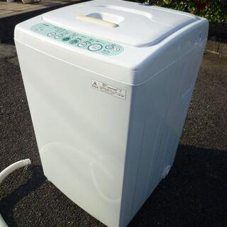 東芝 AW-404★4.2Kg洗い 全自動洗濯機 きれい