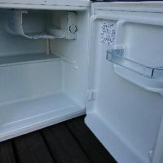 [配達無料][即日配達も可能?]ワンドア冷蔵庫 46L キューブ型 Abitelax AR-515 2014年製  - 名古屋市